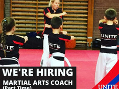 Unite Formby are hiring