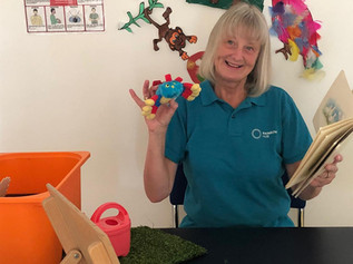 Local Charity runs virtual therapy sessions for vulnerable children