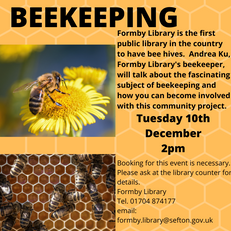 December Talk at Formby Library