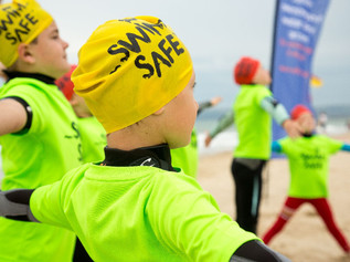 Help children learn how to Swim Safe in Sefton for free this summer