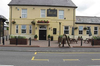 The Royal Pub is under new management and are looking for staff