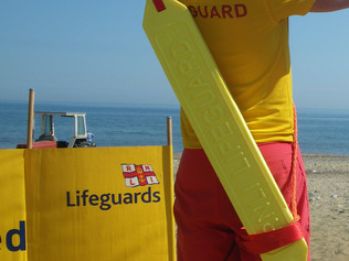 Charity predicts busy period as RNLI lifeguards prepare for a summer of 'Staycation'