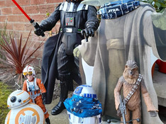 Formby Rotary Star Wars masks now available
