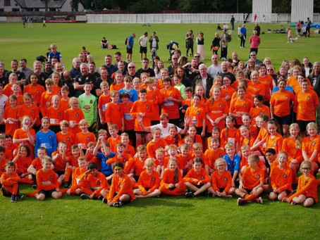 Formby Community Football Club Launch Weekend