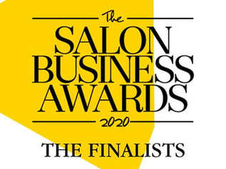 Local salon makes it to the finals of national hair competition