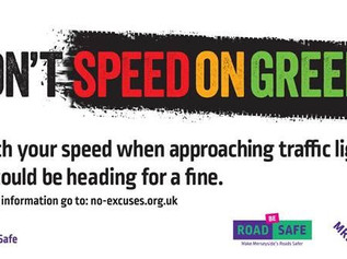 'Speed on Green' cameras detect over 3000 speeding motorists in first month