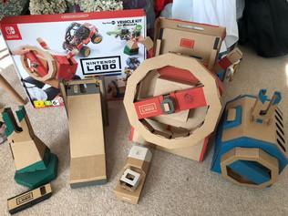For sale - Nintendo Labo vehicle kit