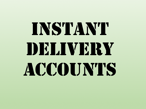 Instant Delivery Nike Accounts #16