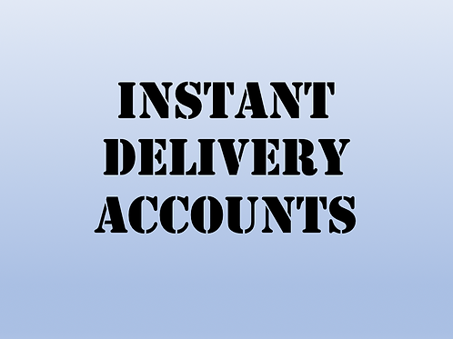 Instant Delivery Nike Accounts #1