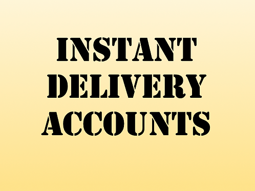 Instant Delivery Nike Accounts #14