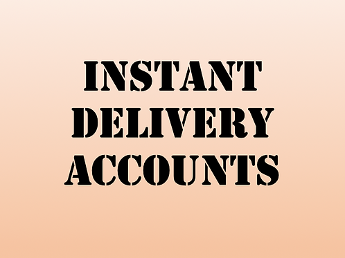 Instant Delivery Nike Accounts #19