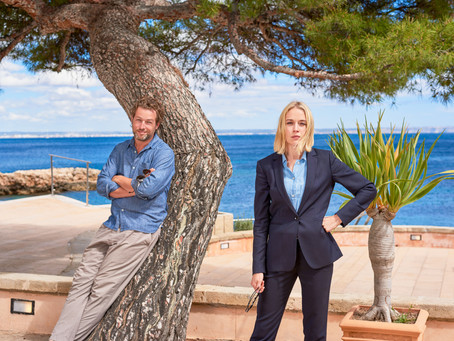 Screen Test: Exposition in The Mallorca Files
