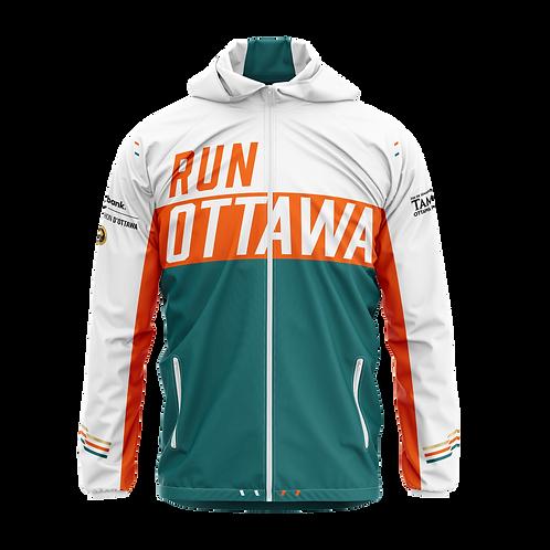 Ottawa Club Jacket - Men (Teal/Orange)