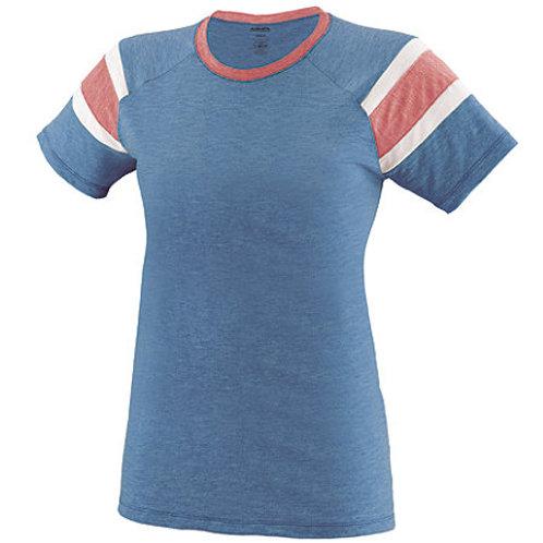 Women's Vintage Short Sleeve