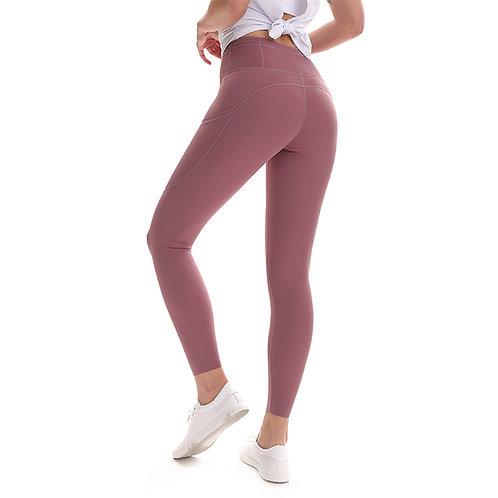 Pika Yoga Pant - Blush