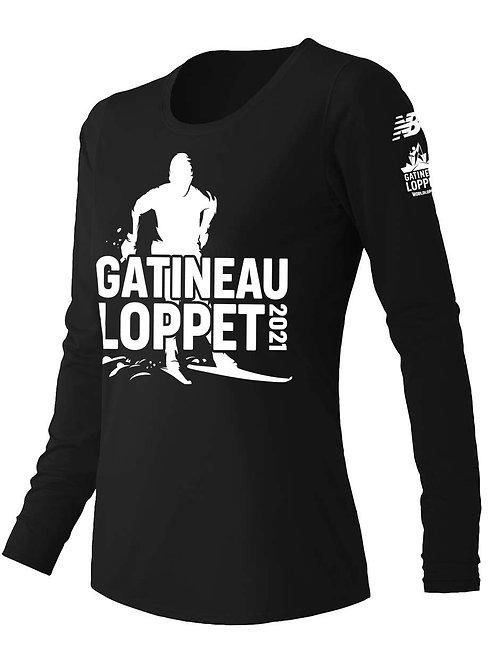 GL Long Sleeve Shirt - Women (Black)
