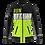 Thumbnail: Ottawa Bomber Jacket - Men + Women (Black/Neon)
