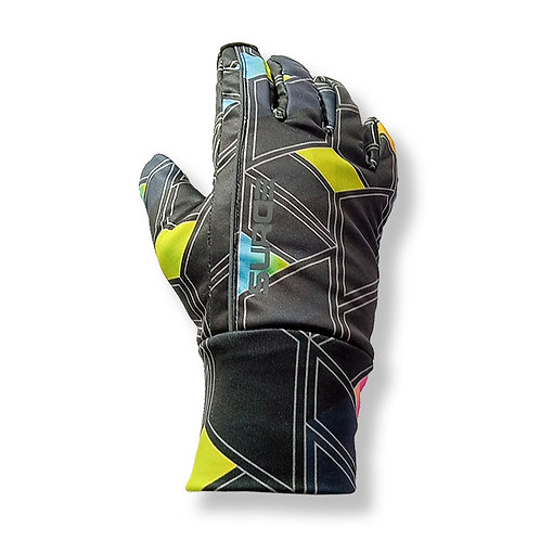 SURGE Winter Running Gloves - Diamonds
