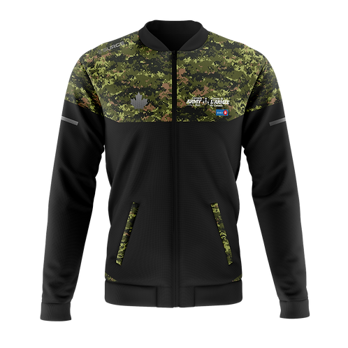 ARMY Bomber Jacket - Men + Women
