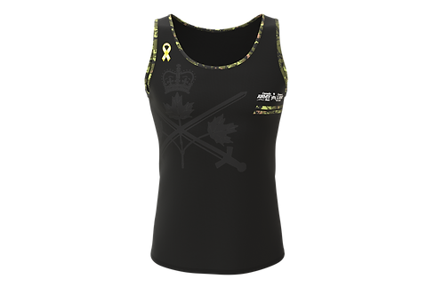 Army Singlet (2019) - Green - Women