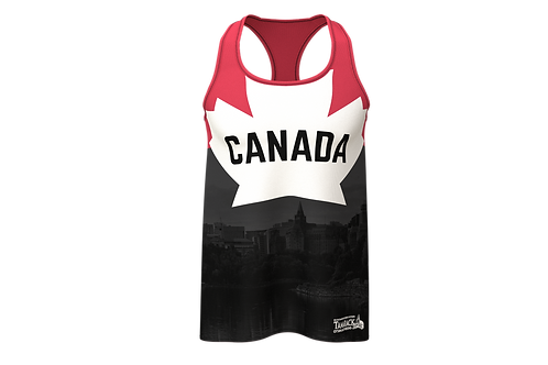 CANADA Elite Distance Singlet - Men's