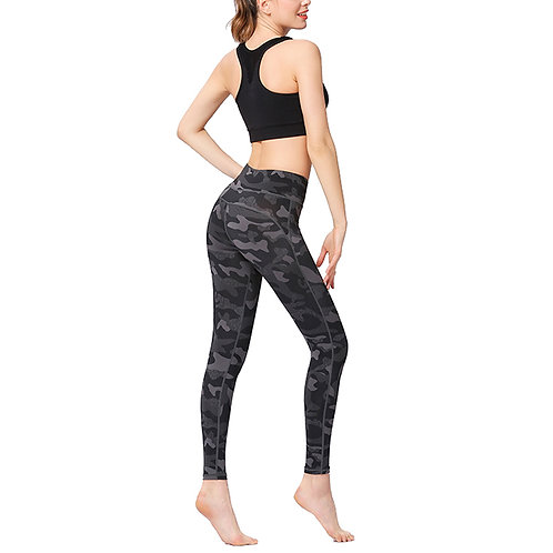 Lawson Legging - Black Camo
