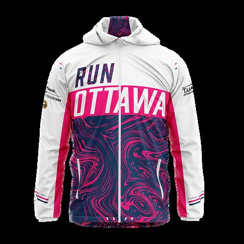 Ottawa Club Jacket - Women (Blue/Pink)