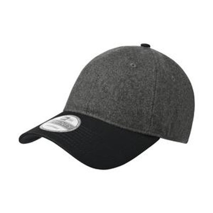 New Era Melton Heather Ball Cap