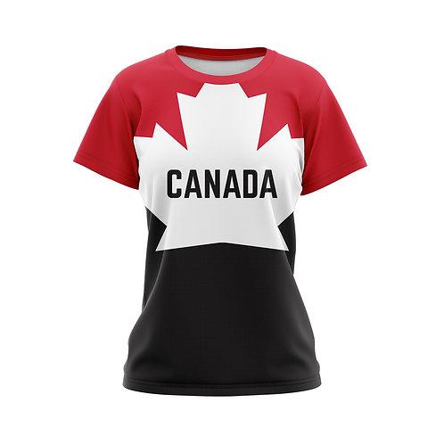 CANADA Short Sleeve - Women
