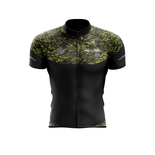 ARMY Cycling Jersey - Men + Women