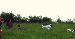 Joyful play in the great outdoors