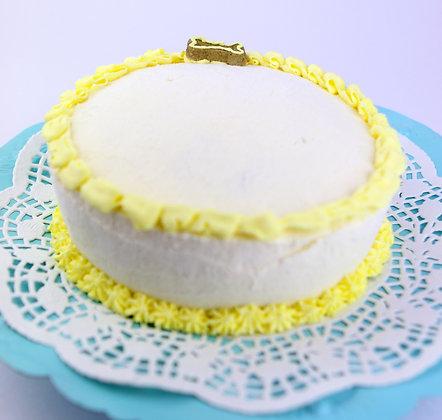 6'' cake /gâteau