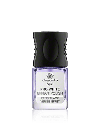 Spa Nail Care Pro White