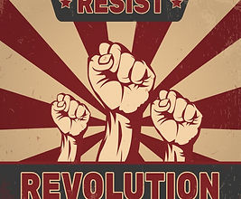 revolution-composition-with-vintage-styl