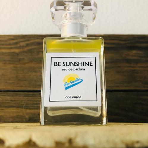 Be Sunshine eau de parfum