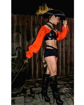 Puss in Boots Halloween Cosplay