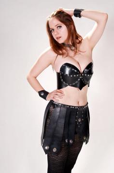 Top and War Skirt