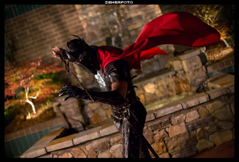 Nightwalker Armor - full suit