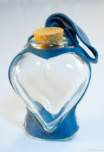 Heart Bottle