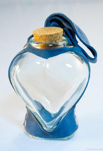 Heart Bottle
