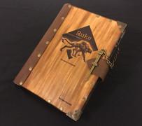 Custom Book Cover