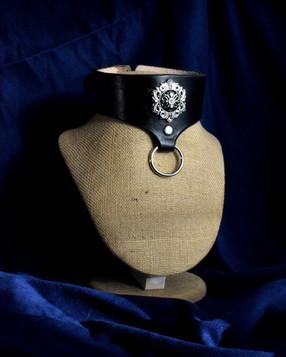 Black O-Ring Collar