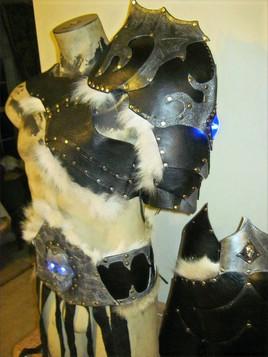 Barbarian Pauldron