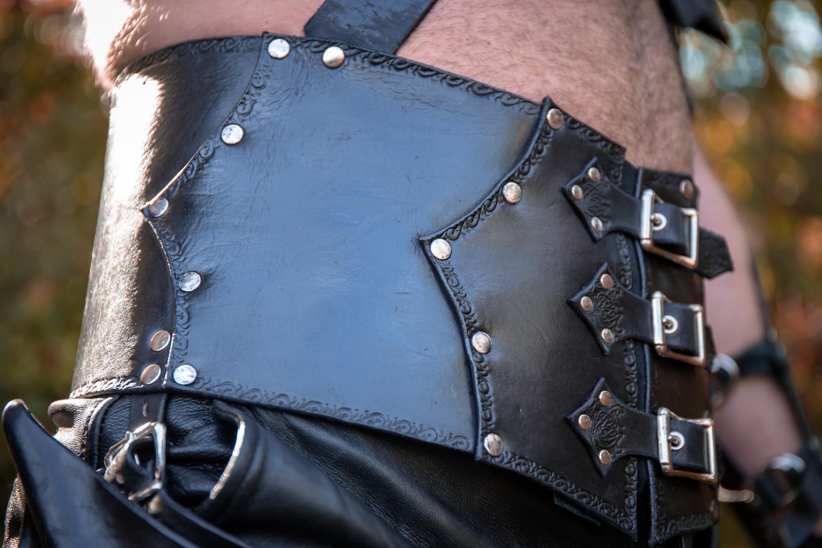 Blade Master War Belt