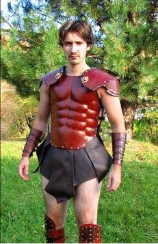 Roman Armor Set