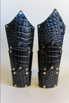 Dragon Scale Bracers