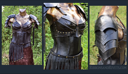 Full Female Armor Set