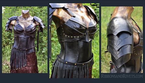 Full Female Armor Set