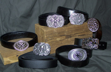 Trophy Buckle Belts