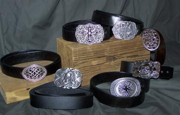 Trophy Buckle Belts